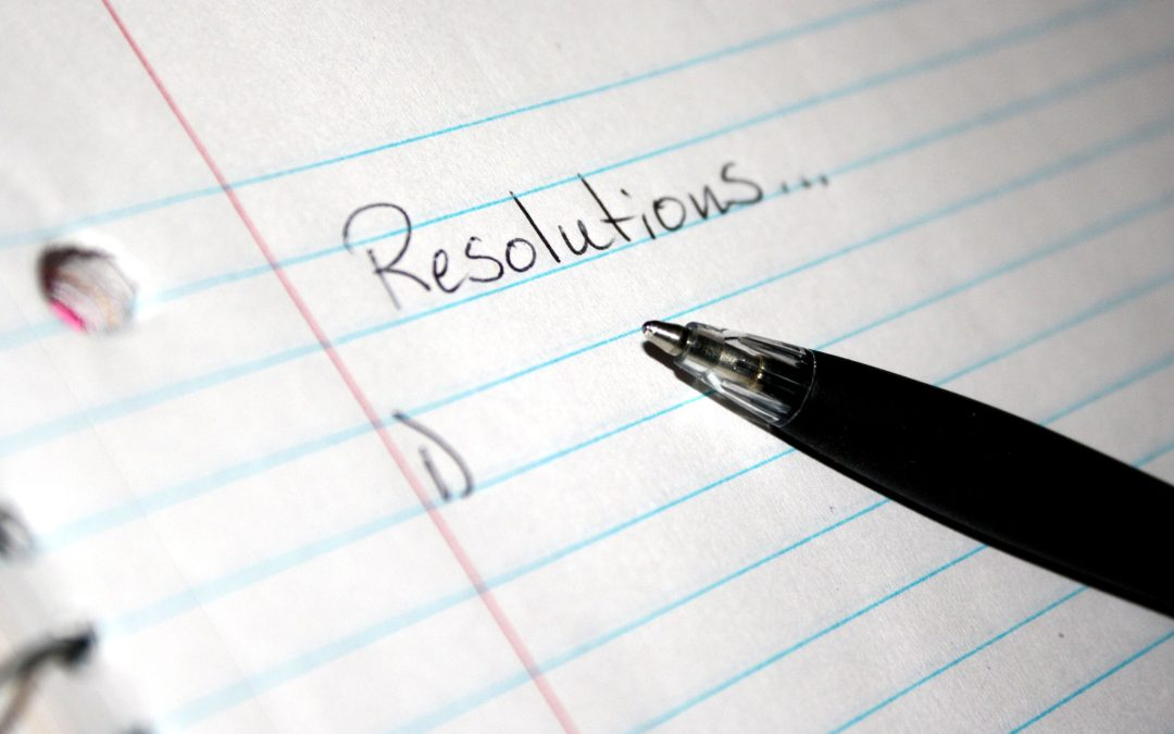 3 Internet Marketing New Year Resolutions