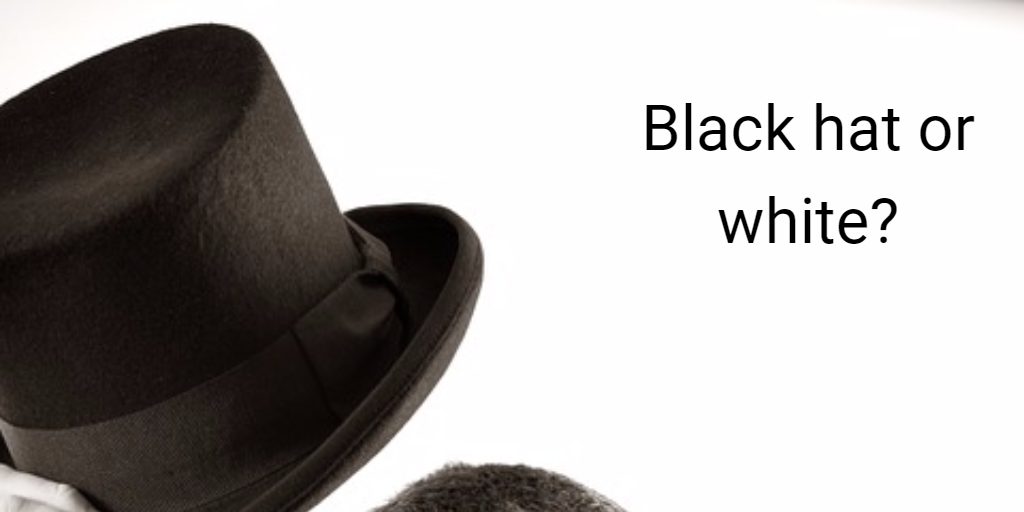 black hat or white hat seo services